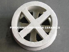 Ceramic Cascade Mini Rings Chemical Tower Packing