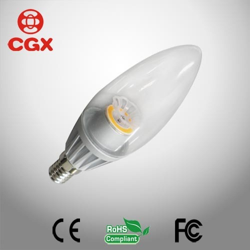 Cgx Led Lighting Expert 5w Candlelight