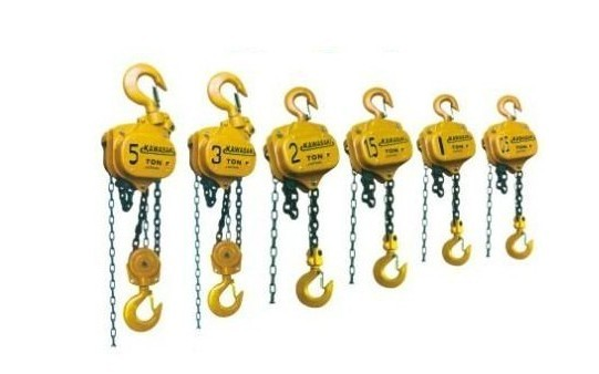 Chain Hoist Sln Slings Series