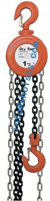 Chain Pulley Block Manufacturer