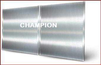 Champion Fish Diversion Screens