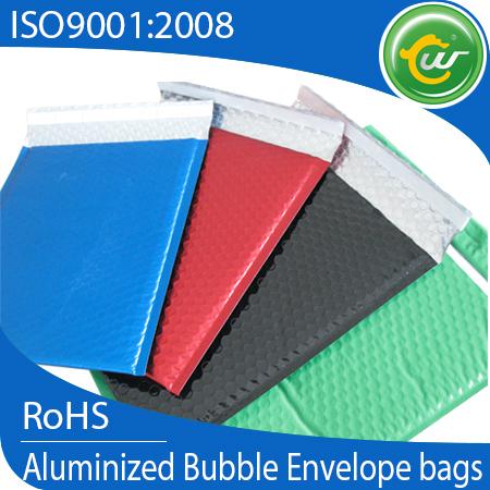 Chang Wang Aluminumized Bubble Envelope