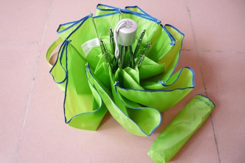 Cheap Promotion Folding Umbrella