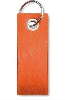 Cheap Promotional Fabric Keychain
