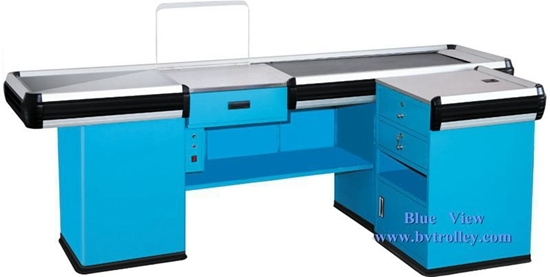 Check Out Counter Cash Desk