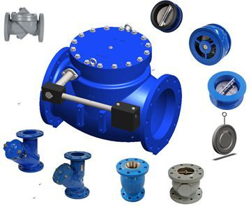 Check Valves Strainers