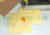 Chemical Absorbent Pad Gold Bonded