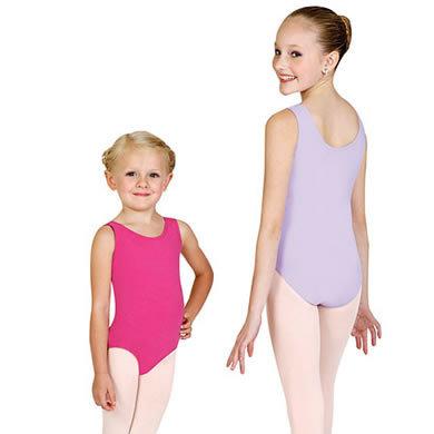 Child Tank Ballet Dance Leotard