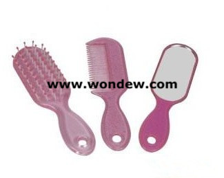 Children Hair Brush Mini Combs Small Set