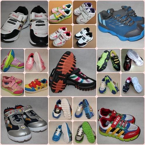 Children Running Shoes