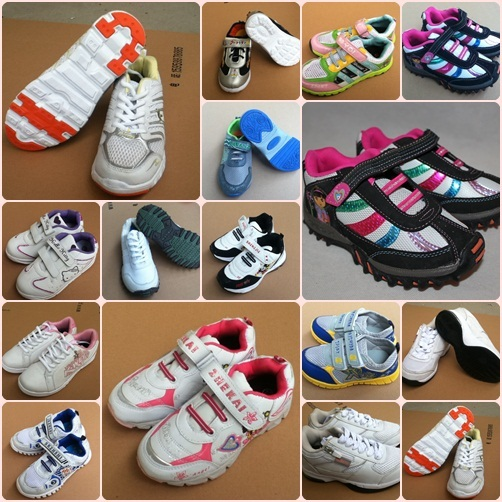 Children Shoes Kid Stocks