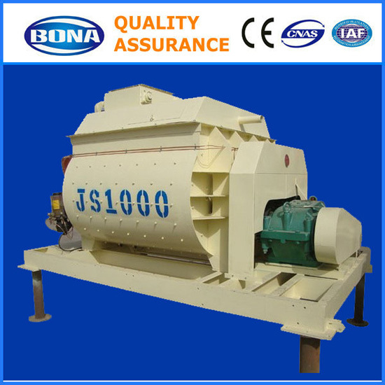China Famous Js1000 Concrete Mixing Machine Manufacturer