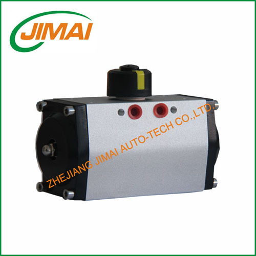China Gt Rotary Pneumatic Valve Actuator