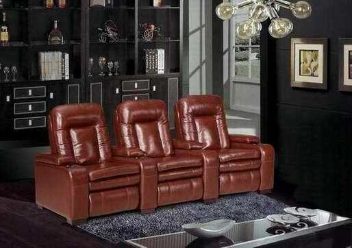China Home Theater Sofa Factory