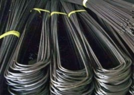 China Low Price And High Quality U Type Iron Wire