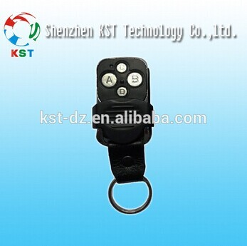 China Manufacture Rf Wireless Universal Learning Code Remote Control