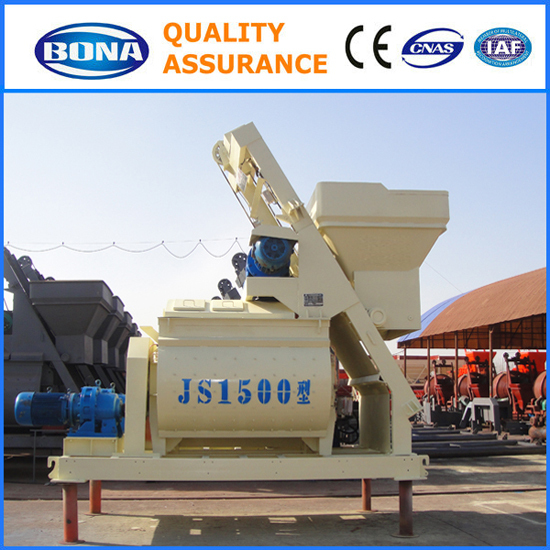 China Manufacturer Supplying Js1500 Concrete Mixer