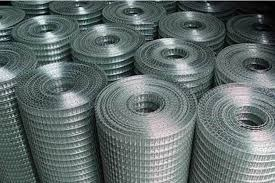 China Manufacturer Welded Wire Mesh