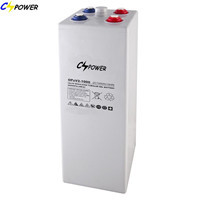China Opzv Battery 2v1000ah Supplier For Solar Power Systems