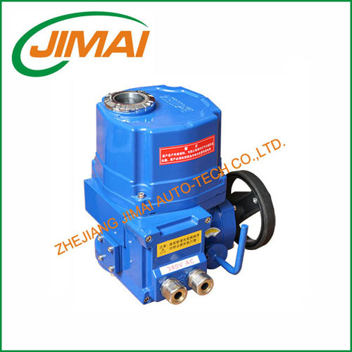 China Qt Explosion Proof Rotary Valve Electric Actuator