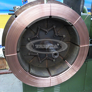 China Submerged Arc Welding Wire Exporter