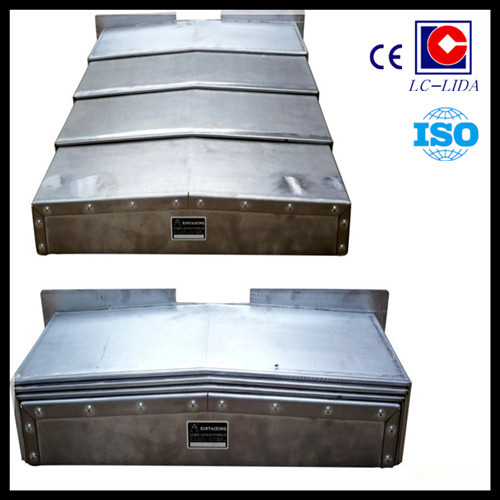 China Suplier High Quality Telescopic Cover For Cnc Machine