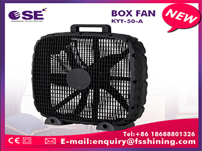 China Supplier 20 Wholesale Electric Box Fan
