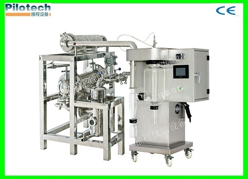 China Supplier Inter Loop Organic Solvents Dryer