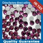 China Swainstone Manufacturer Pedreria Yax204 Amethyst Color