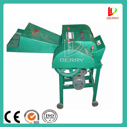 Chinese Famous Small Sized Chaff Grass Straw Cutter Machine For Sale