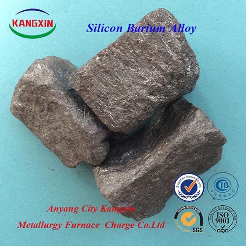 Chinese Manufacturer Supply Sicaba Silicon Calcium Barium Inoculant