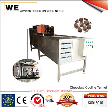 Chocolate Cooling Tunnel