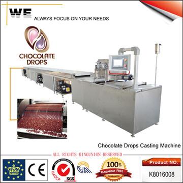 Chocolate Drops Casting Machine