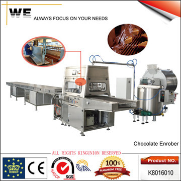 Chocolate Enrober For Making