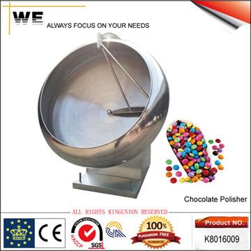 Chocolate Polisher For Making
