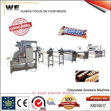 Chocolate Snickers Machine