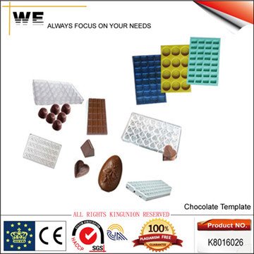 Chocolate Template For Making