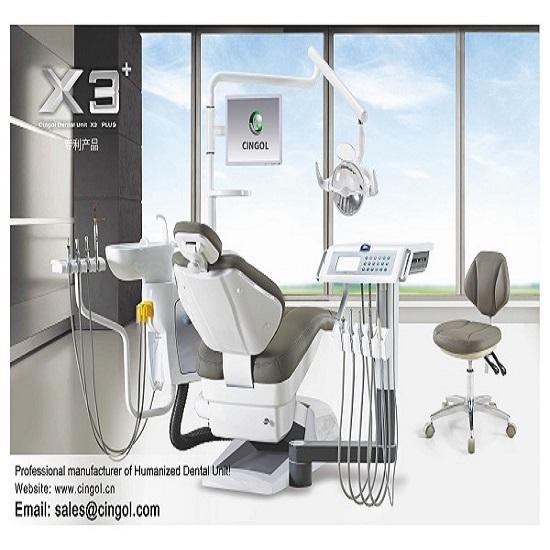 Cingol Humanized Dental Unit