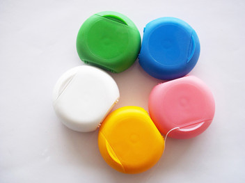 Circle Shape Dental Floss