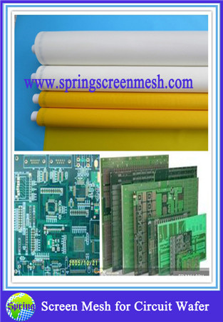 Circuit Board Printing Mesh