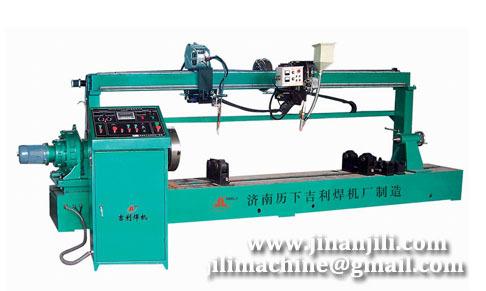 Circular Seam Welding Machine For Roller