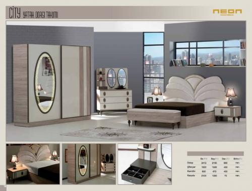 City Bedroom Set Home Furniture