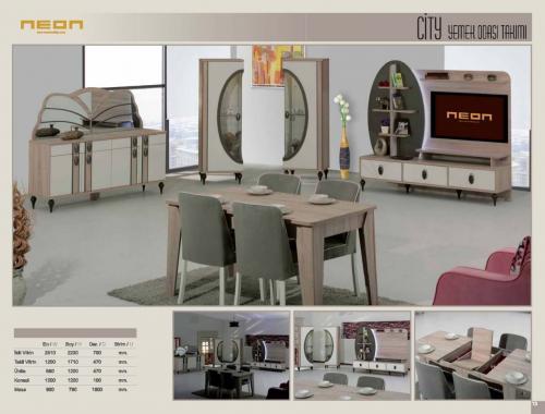 City Dining Room Set Home Furniture