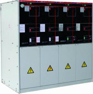 Ckfl Sf6 Gas Insulated Switchgear