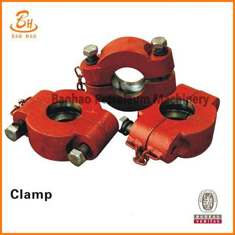 Clamp For Oil Drilling Mud Pump Parts