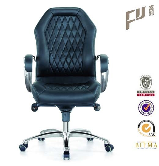 Classic High Back Leather Classical Executive Office Chair F103
