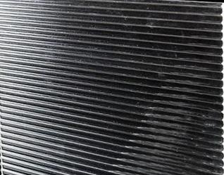 Clear Linear Acrylic Sheet