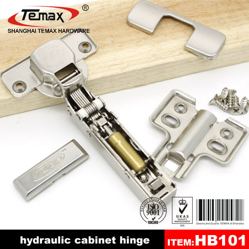 Clip On Hinge With Hydraulic Function