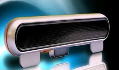 Clipping Usb Laptop Speaker