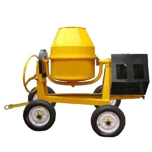 Cm 4a Concrete Mixer With Diesel Engine